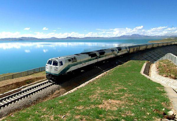 青藏铁路工程项目